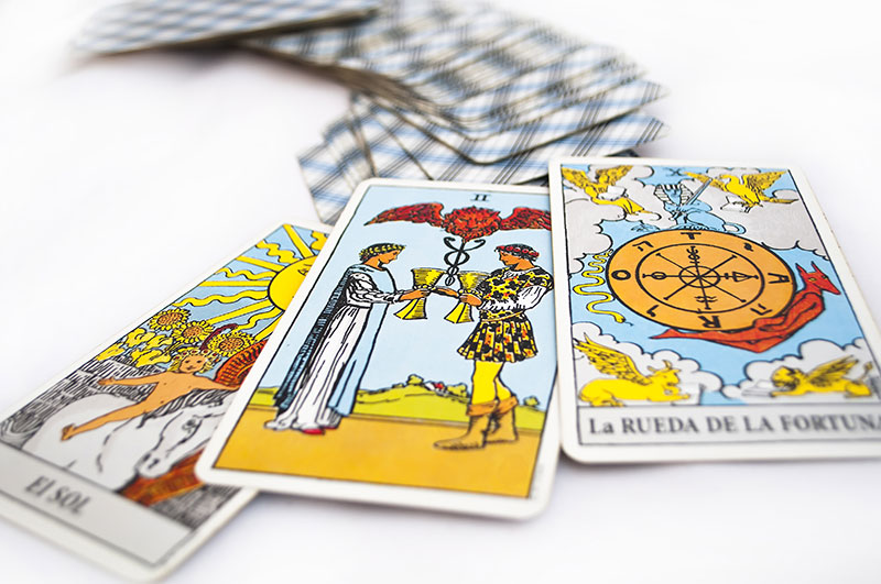 Counselling By Tarot